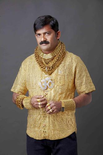 Gold Shirt 1