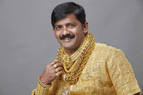 Gold Shirt 2